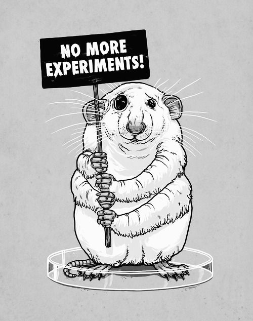 Animal Testing Clipart.