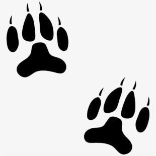 Animal Footprint Png Transparent Images.