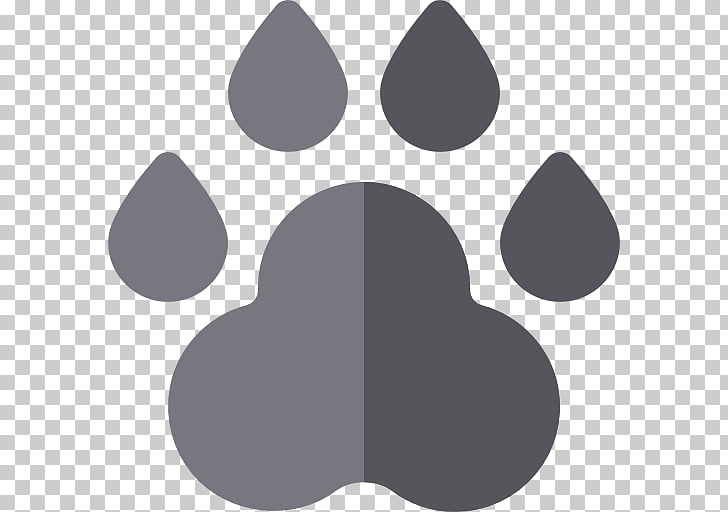 Desktop Paw Pattern, Animal Track PNG clipart.