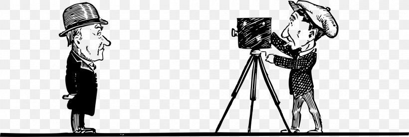 Photographic Film Movie Camera Clip Art, PNG, 2400x810px.