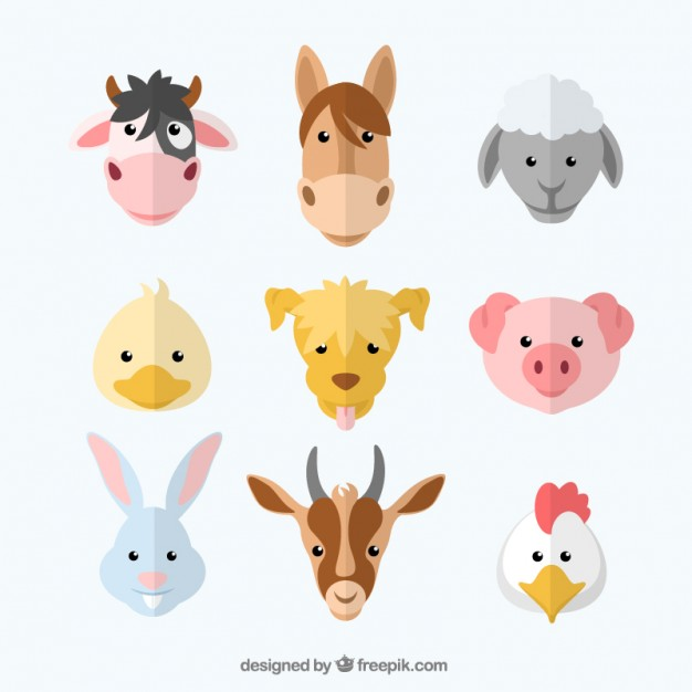 Variety Animal Vectors, Photos and PSD files.