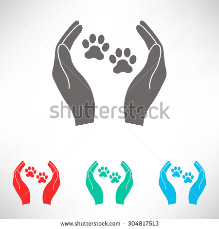 Animal rights clipart.
