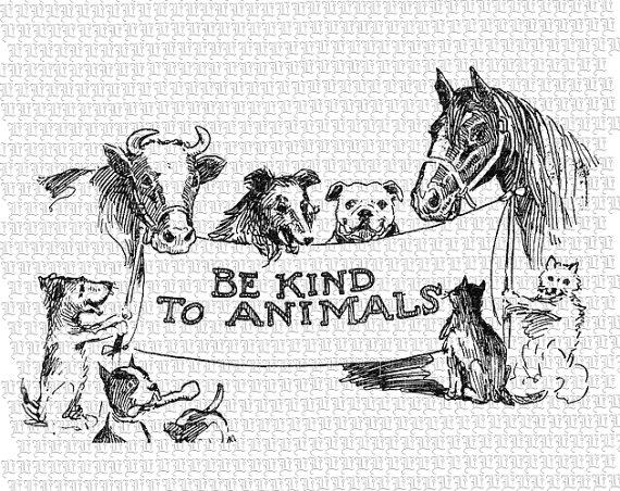 Animal welfare clipart.