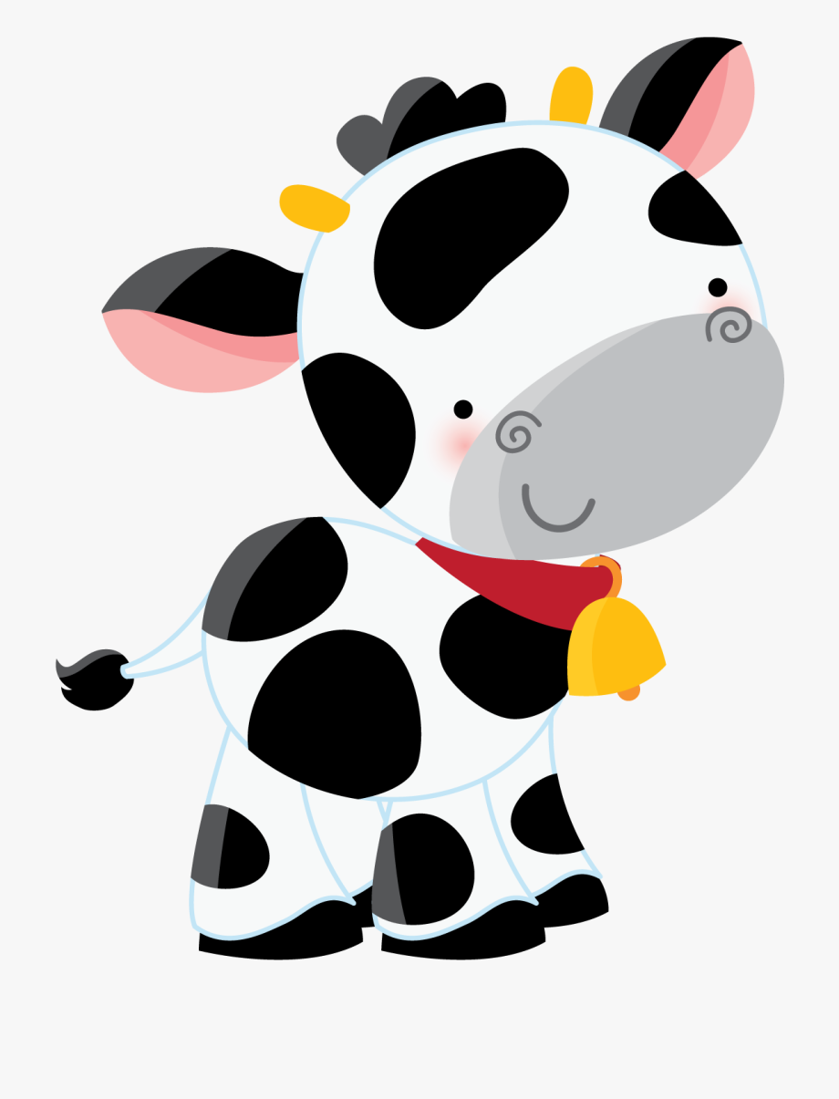 Cow Clipart, Cow Png, Farm Party, Farm Animal Party.