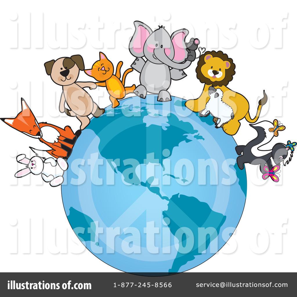 Animals Clipart #16194.