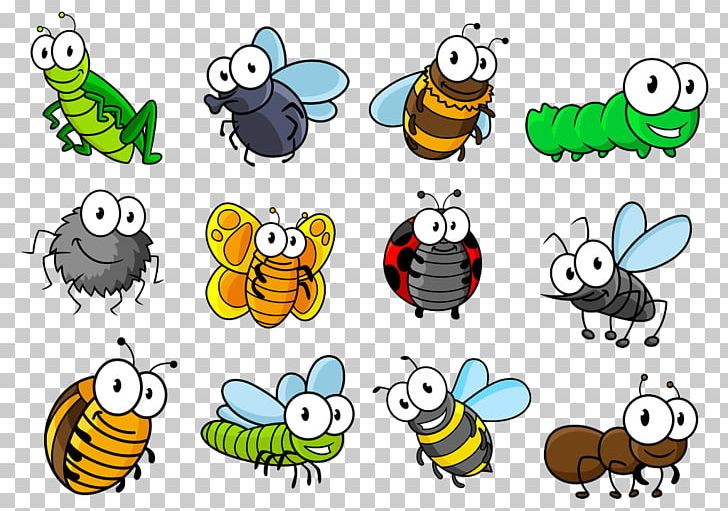 Insect Hornet Cartoon Illustration PNG, Clipart, All Around.