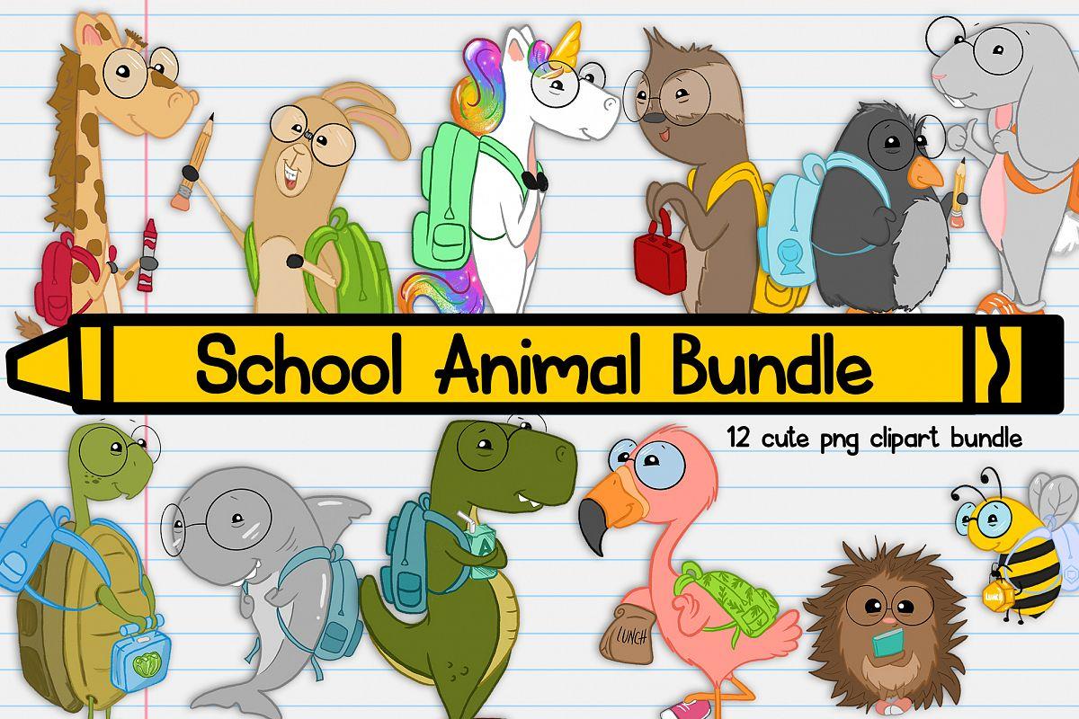 School Animals.