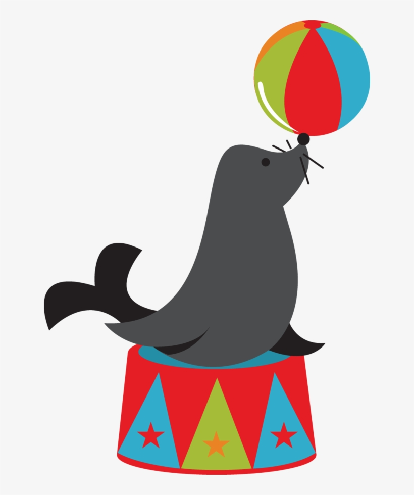 Circus Animals Png Image.