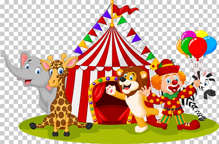 Circus Cartoon Stock illustration Illustration, Circus.