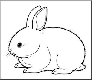 Clipart bunny animal, Clipart bunny animal Transparent FREE.