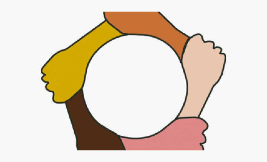 Hand Clipart Equality.