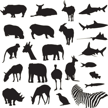 Free clipart of zoo animals free vector download (11,625.