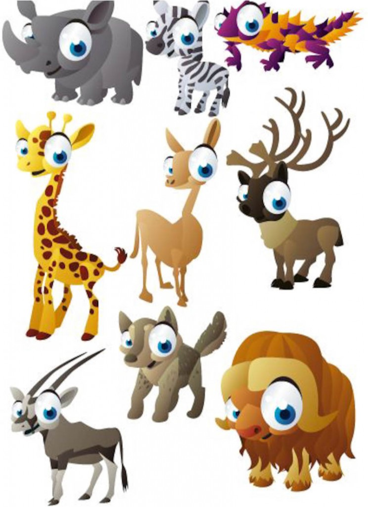 Free Images Of Cartoon Animals, Download Free Clip Art, Free.
