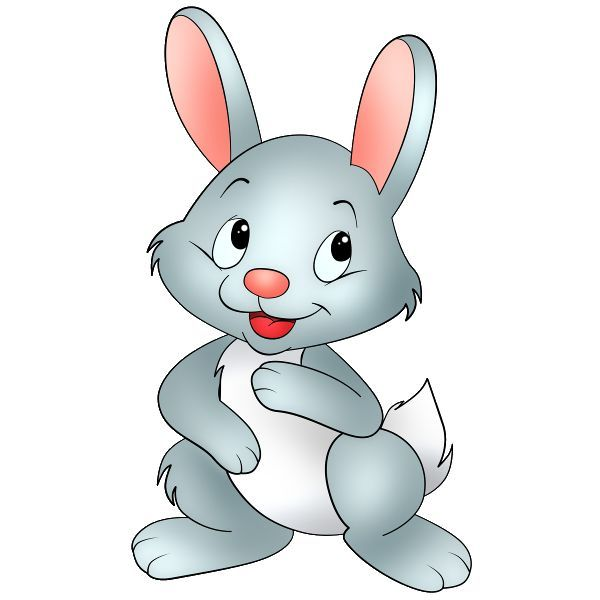 Pin by Birgit Keys on Clip Art Bunnies in 2019.