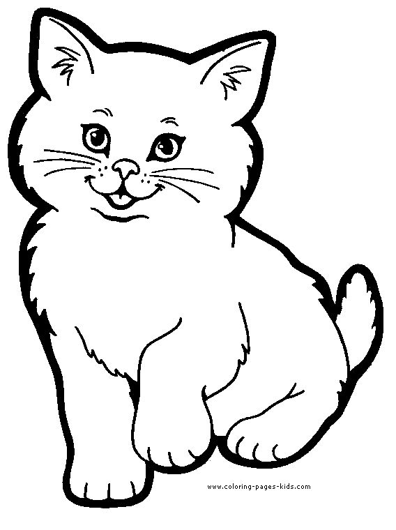 Animals Coloring Pages For Kids.