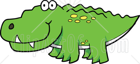 Crocodile Clipart.