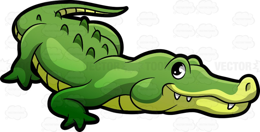 Crocodile free alligator clipart clip art pictures graphics.