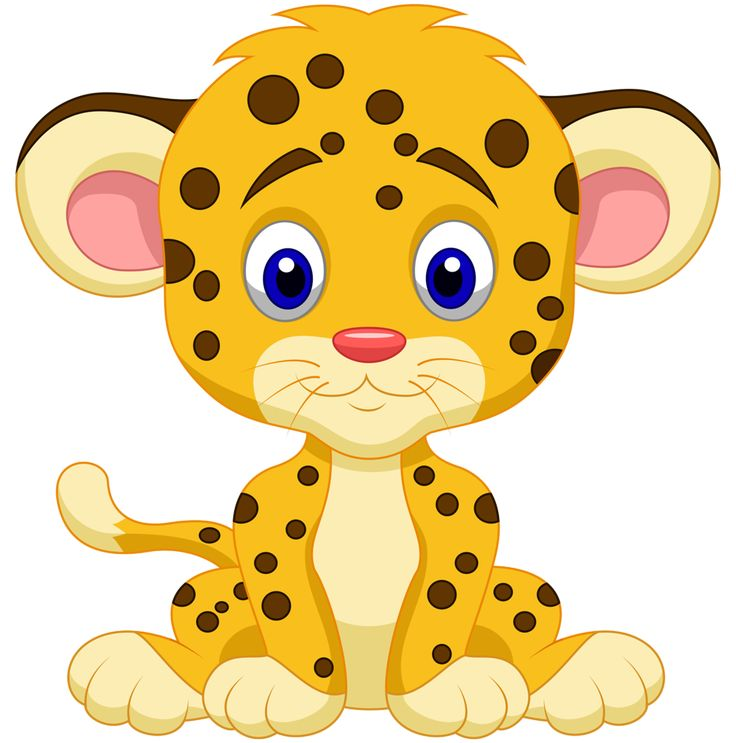 Cute clipart animals » Clipart Station.