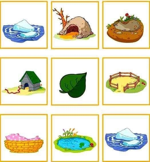 Animal Homes Cliparts Free Download Clip Art.