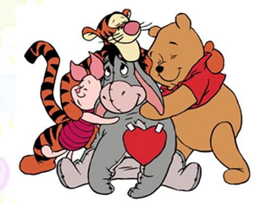 Clipart group hug.