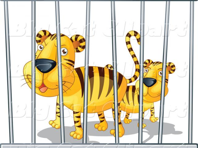 Cage clipart zoo cage, Cage zoo cage Transparent FREE for.