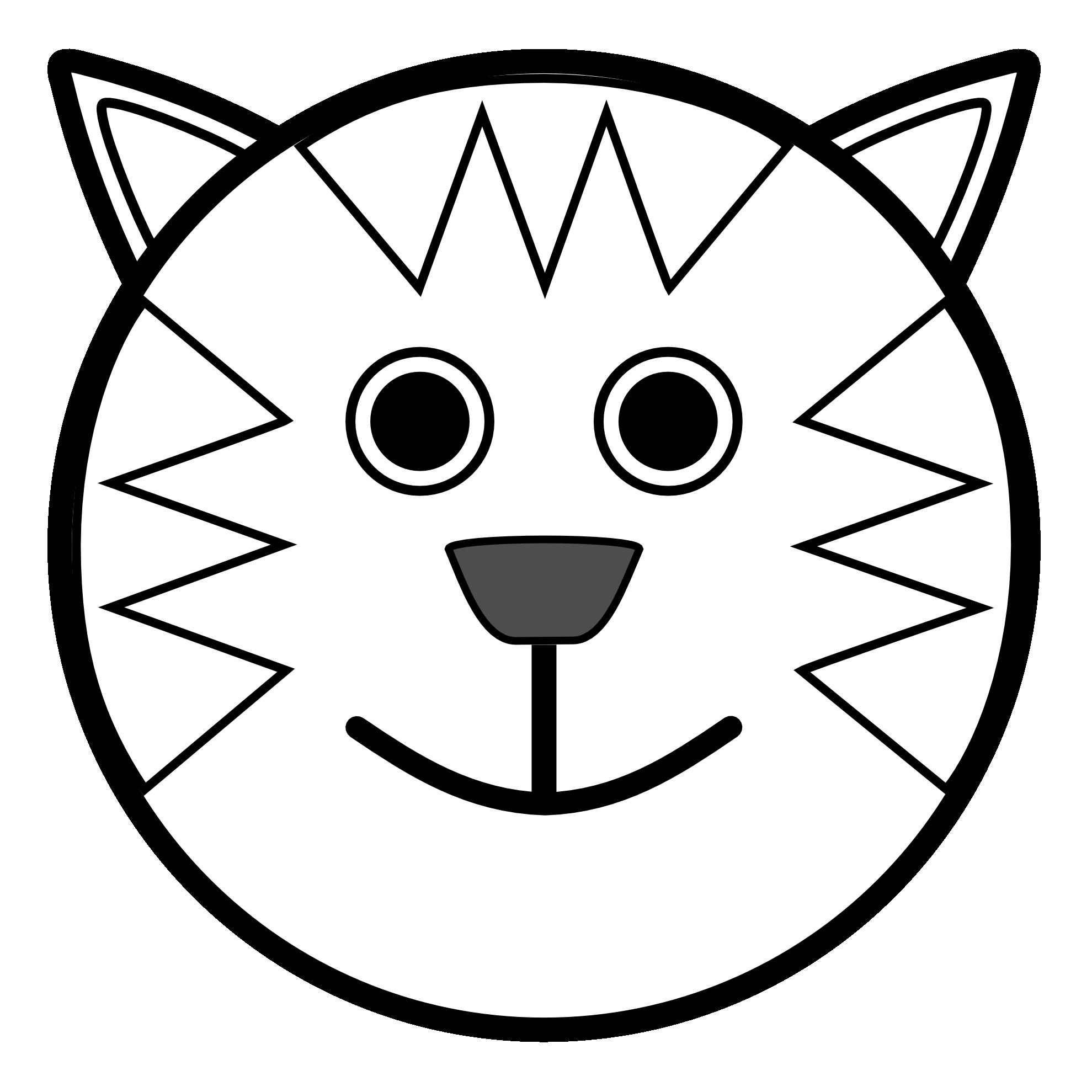 Free Line Art Animals, Download Free Clip Art, Free Clip Art.