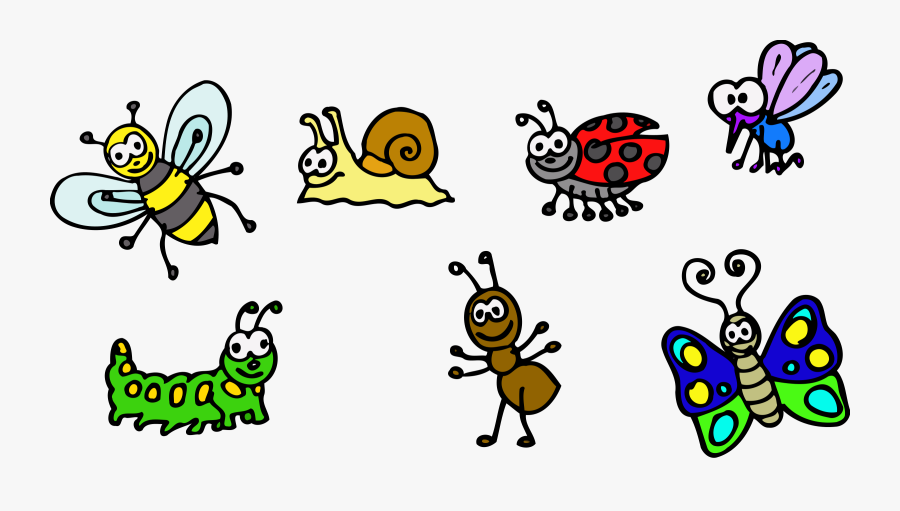 Small Animals Clipart.