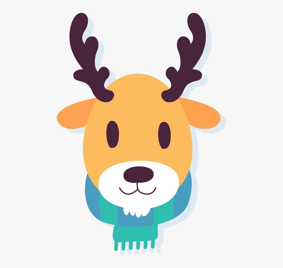 December Design And Winter Animal Freebie.