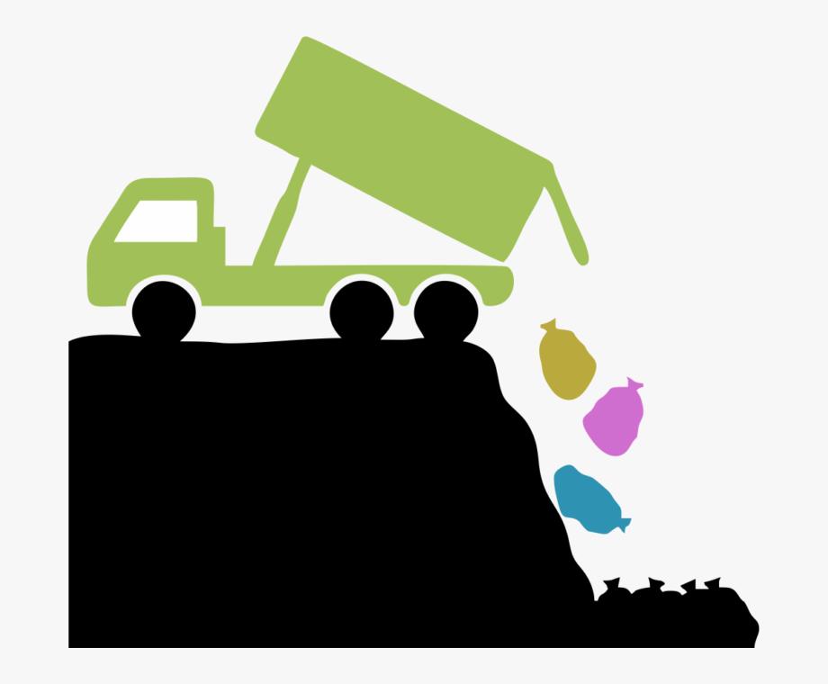 Landfill Site Clipart.