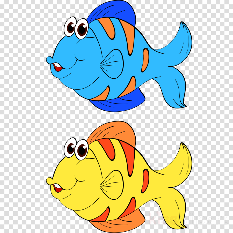 Cartoon Shark clipart.