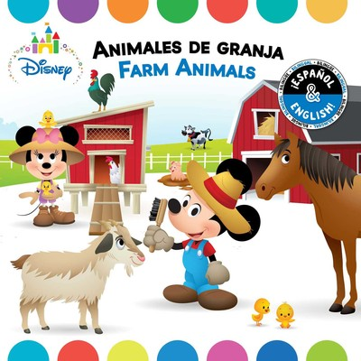 Farm Animals / Animales de granja (English.