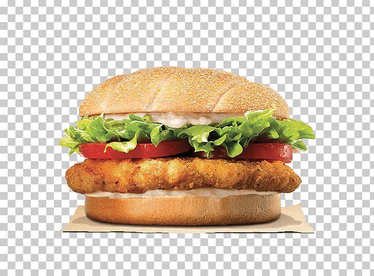 TenderCrisp Chicken Sandwich Crispy Fried Chicken Hamburger.
