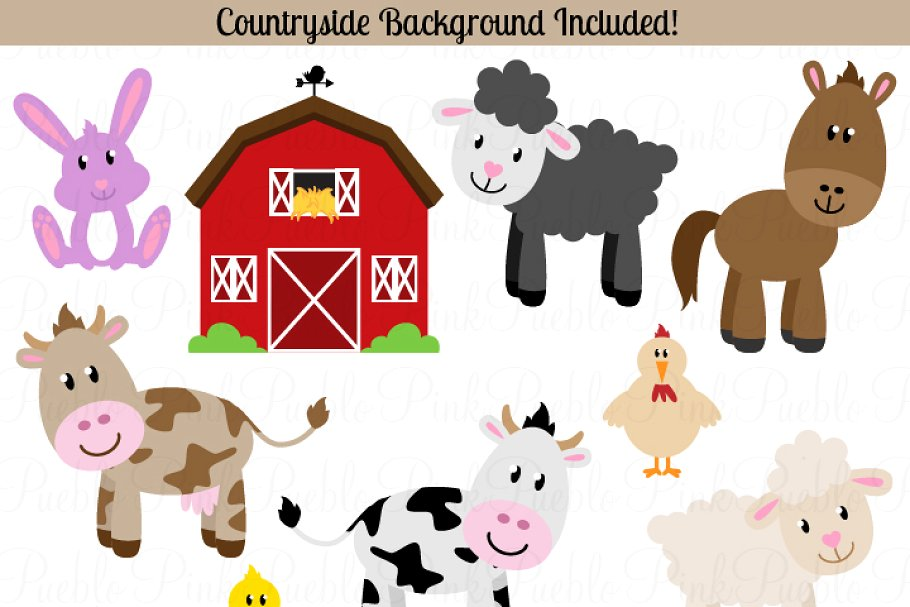 Farmers clipart useful animal, Farmers useful animal.