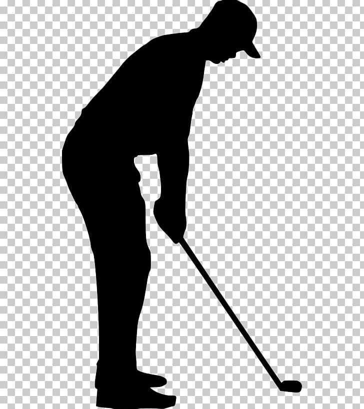 Silhouette Golf Stroke Mechanics PNG, Clipart, Angle.