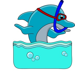 Free Dolphin Swimming Cliparts, Download Free Clip Art, Free.