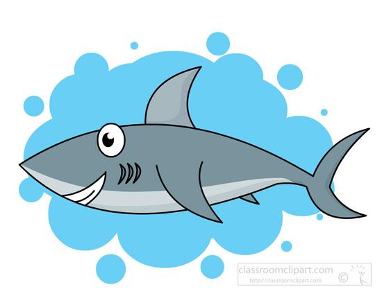 Animals Swimming Clipart.