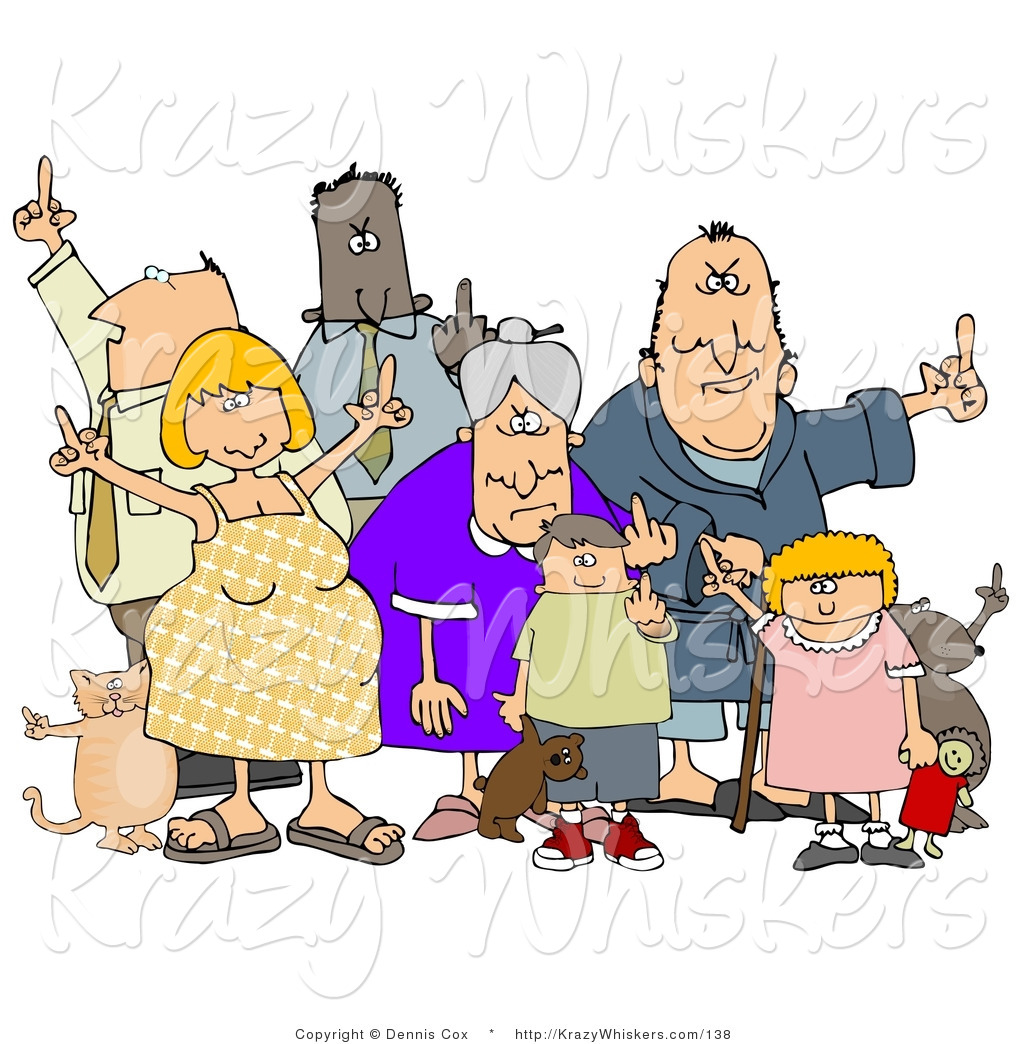 People and animals clipart 3 » Clipart Station.