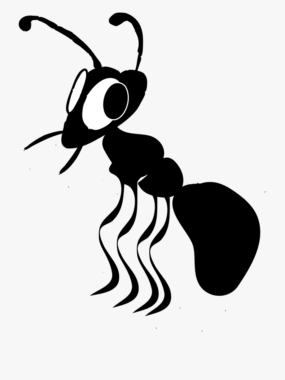 Ant Insect Animal Cartoon Legs.