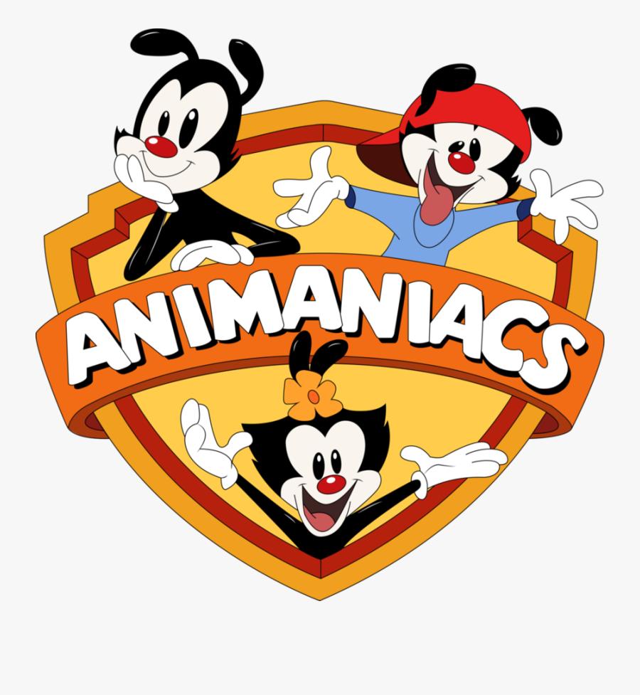 Animaniacs Logo Vector By Renardfox.