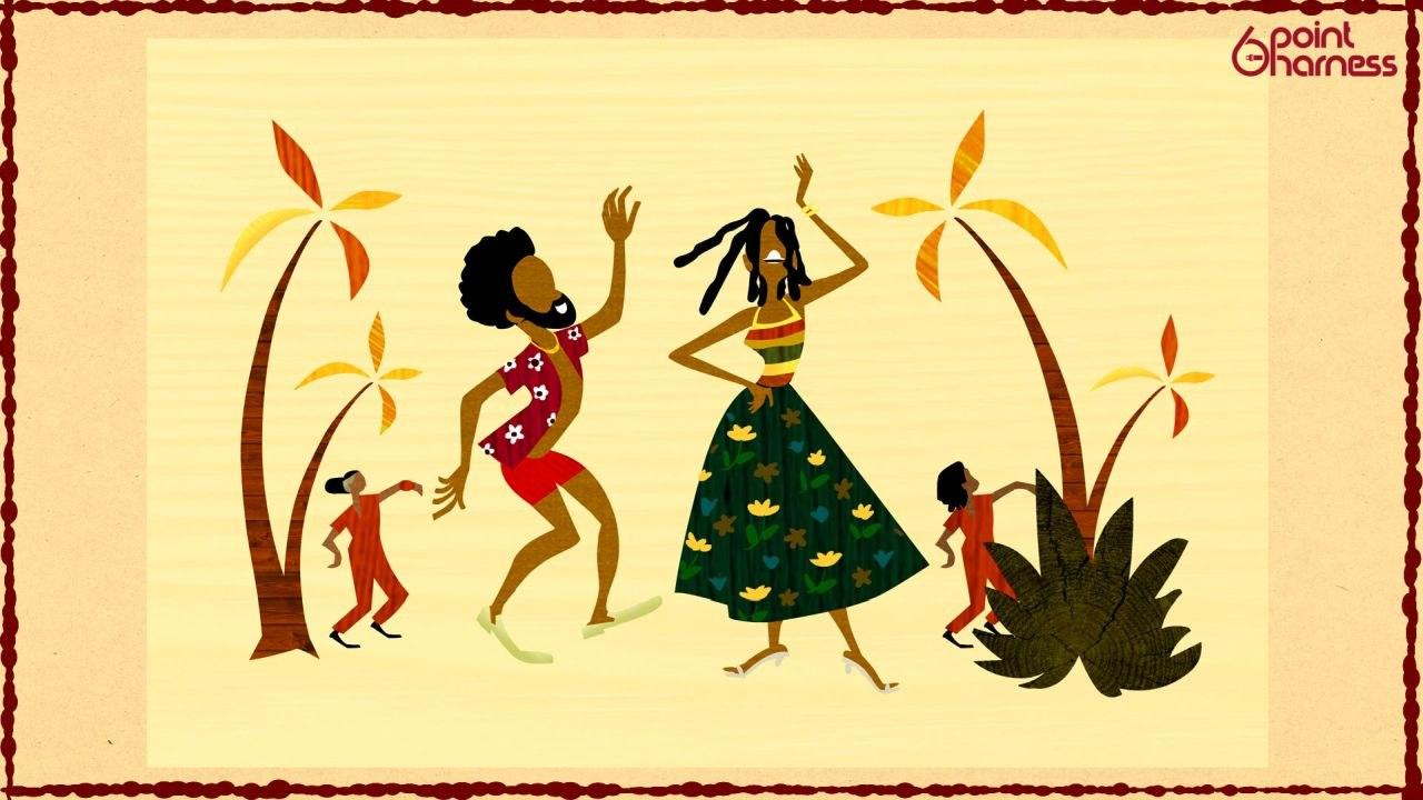 Calypso and 60s Cartoon Design Collide in \'Guava Island.