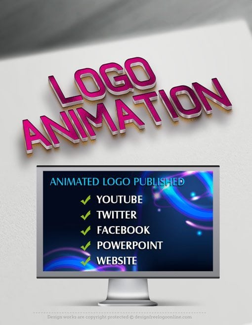 Create Your Own Video Logo Animation.