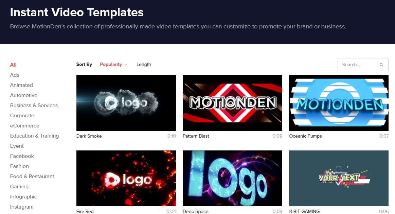 Best 11 Free Animated Logo Makers [+ Creative Logo Tips].