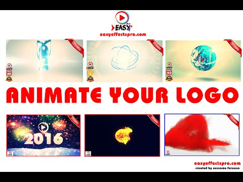 Animate my logo /animate your logo / Outstanding logo animation to choose  from.