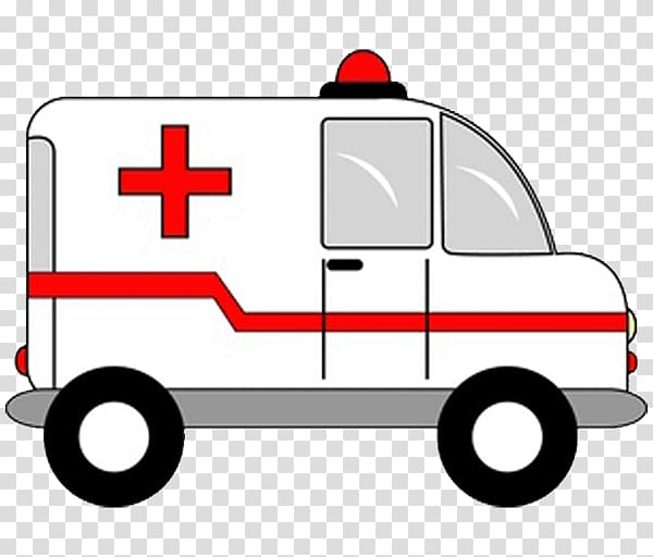 Ambulance Emergency medical services Fire engine Cartoon.