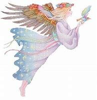 Image result for moving animated angel art.
