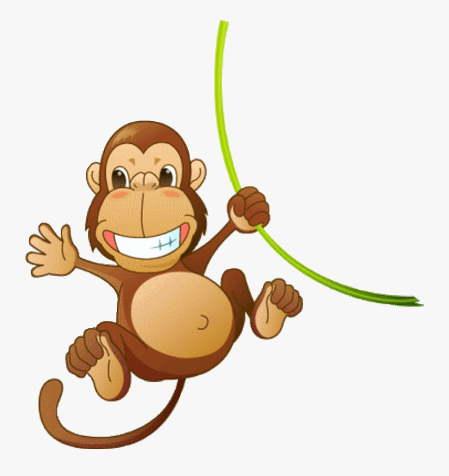 Animated Jungle Animals Clipart , Png Download.