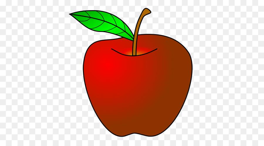 Apple Cartoon png download.