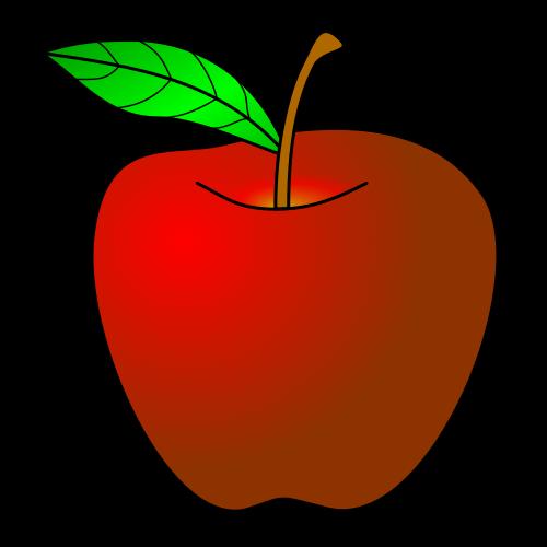 Clipart apple animated, Clipart apple animated Transparent.