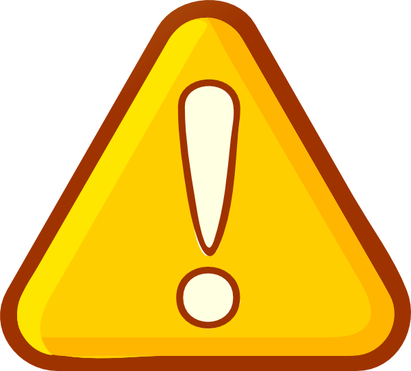 Attention Clipart Png.