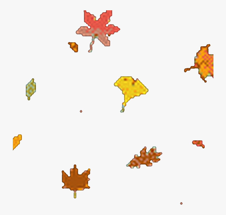 Transparent Fall Leaves Falling Png.
